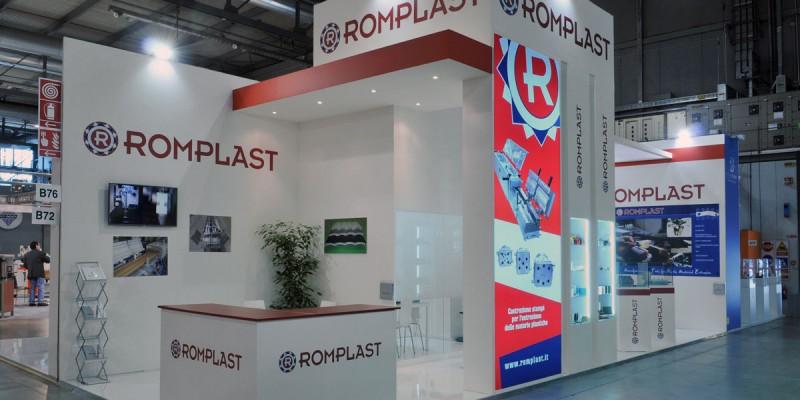 Stand Plast 2015 Romplast