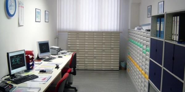 Ufficio progettazione Romplast